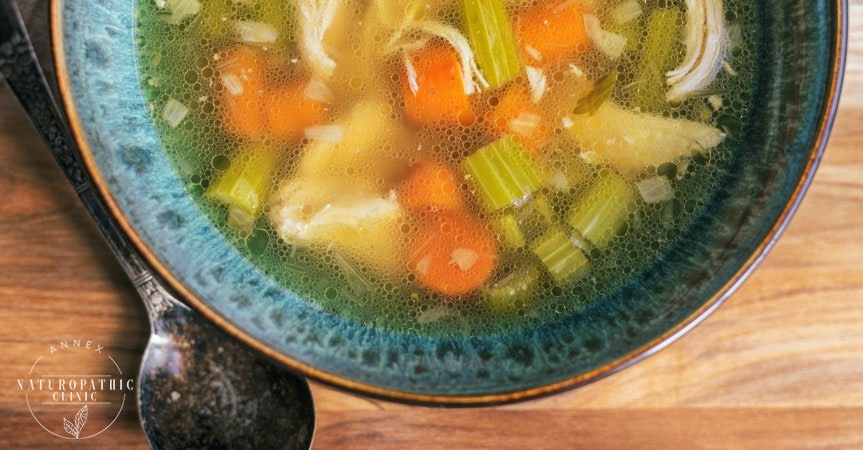 Homemade Soup For Preventing Colds | Annex Naturopathic Clinic Toronto